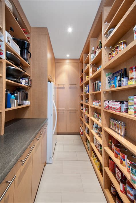 Hillside Home   Pantry   Contemporary   Kitchen   ottawa