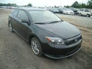 2009 Toyota Scion Jtkde167890283816 Bidding Ended On 2009 Black Toyota