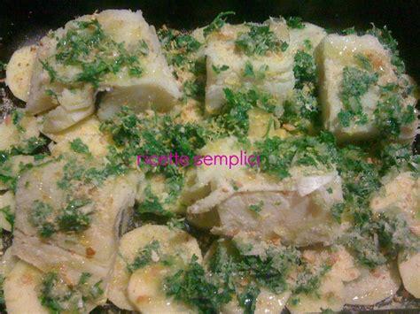 baccal 224 al forno ricette semplici