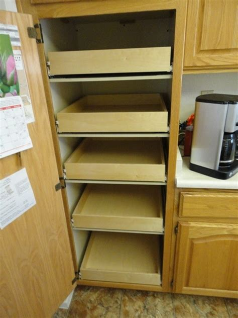 sliding drawers for pantry 33 best pull out pantry shelves images on