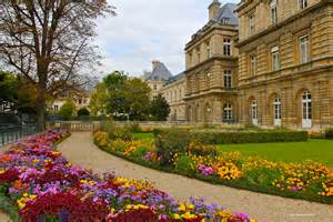 jardin du luxembourg a teddy abroad