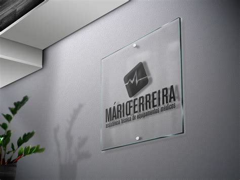 environmental design mockup mario ferreira logo mockup mockup pinterest mockup