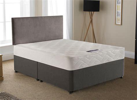 silentnight lyndhurst open spring divan bed firm dreams