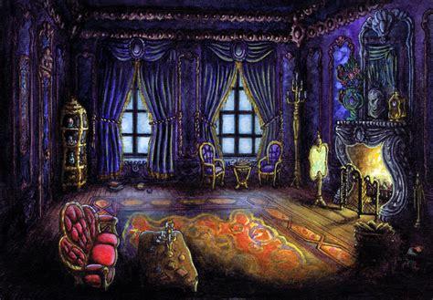 Rococo Room by Rococo Room By Benjamin The Fox On Deviantart