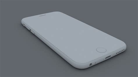 3ds max iphone 6 modeling tutorial part 4