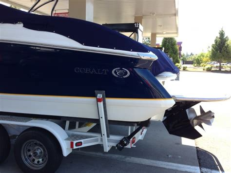 cobalt boats for sale vancouver 2006 cobalt boat 232 496 sold auto cars in portland