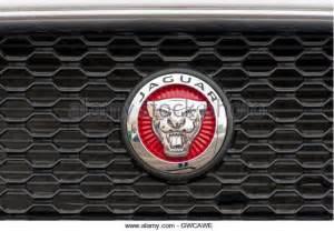 Jaguar Badges Jaguar Car Badge Stock Photos Jaguar Car Badge Stock