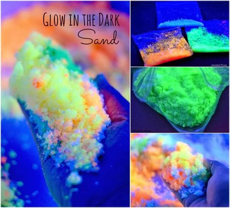 glow in the paint recipe glow in the sand recipe trusper