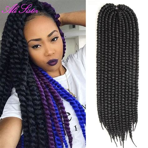 seamlangse twist crochet hair havana mambo twist hair extension crochet braids crochet