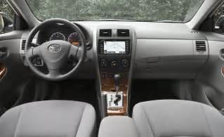 Toyota Interior Toyota Corolla Interior 2014 Car Models