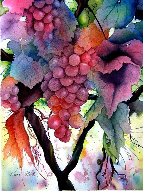 grapes iii by stark