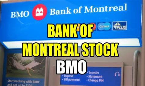 bank of montreal bank code selling options for income in bank of montreal stock bmo