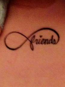 Friends Forever Infinity Best Friend Friends Forever Tattoos