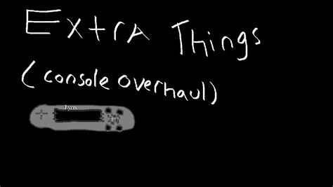 Game Dev Tycoon Overhaul Mod | extra things console overhaul mod at game dev tycoon