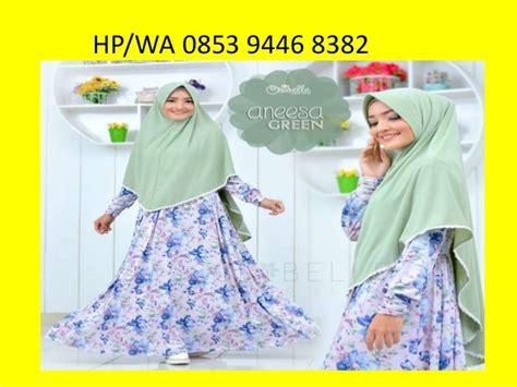 Gamis Murah Makassar Promo Hp Wa 0853 9446 8382 Tsel Baju Gamis Syar I