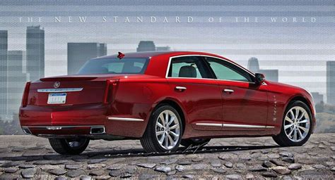 Cadillac Seville 2020 by 2016 Cadillac Sts Seville Touring Sedan Concept