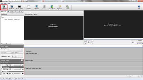 tutorial videopad indonesia cara mengisi sfx menggunakan videopad video editor