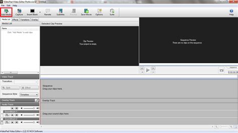 tutorial cara menggunakan videopad cara mengisi sfx menggunakan videopad video editor