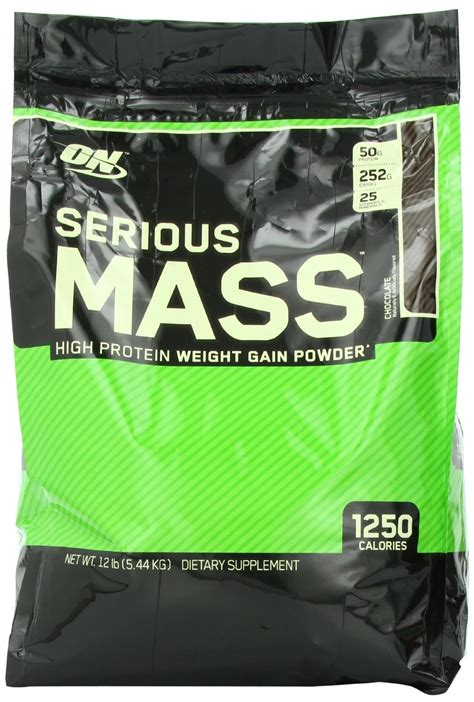 Premium Mass 12lbs Gain Your Size And serious mass 12lb by optimum nutrition