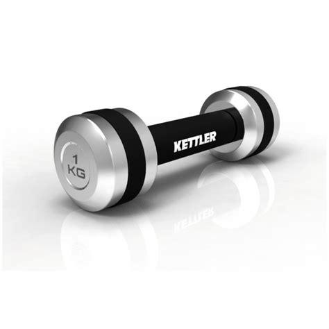 Barbel Kettler 5 Kg kettler chrome dumbbells buy test sport tiedje