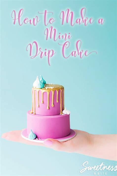 how to make cake how to make a drip cake 50 amazing drizzle cakes to
