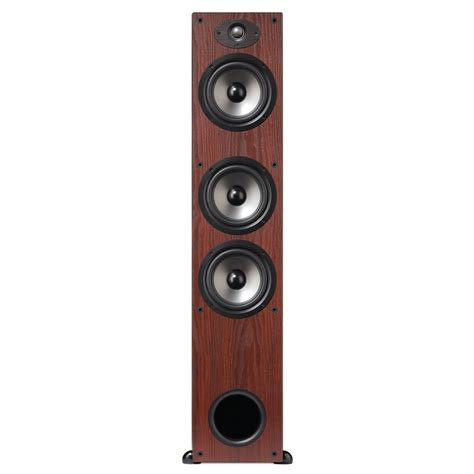 polk audio tsx440 speaker floor standing viral audio