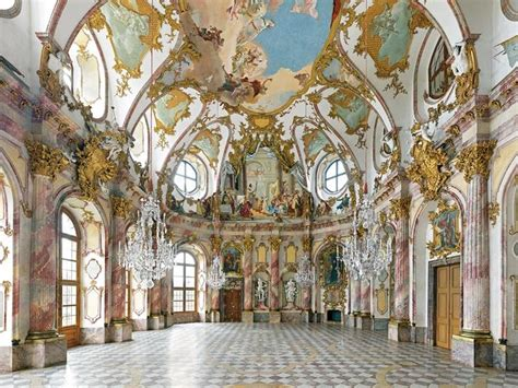 baroque architecture kaisersaal in the w 252 rzburg residence german w 252 rzburger