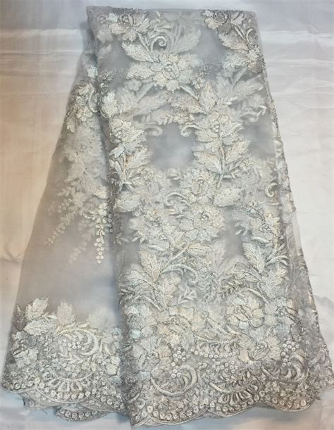 aliexpress lace aliexpress com buy french pure white color lace fabric
