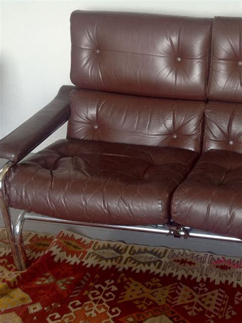 70 Leather Sofa Pieff 70 S Leather Sofa Previous