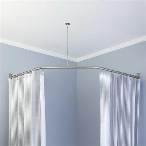shower curtains rod 1000 ideas about shower rod on pinterest ikea bathroom