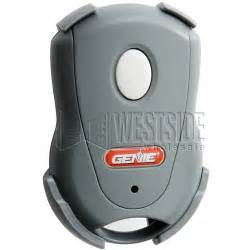 garage door opener remote genie intellicode garage door