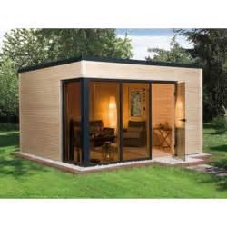bungalow design haut de gamme en bois quot cubilis quot en