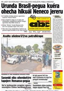 abc color paraguay publicaci 243 n en guaran 237 beneficia la autoestima