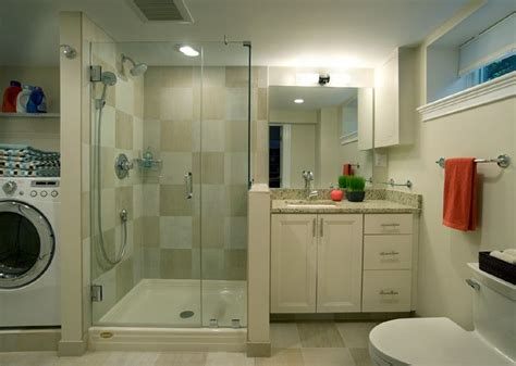 laundry room in bathroom ideas 17 best ideas about laundry bathroom combo on