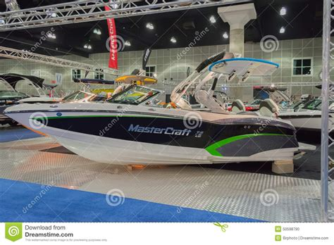 mastercraft boats los angeles mastercraft x20 boat on display editorial image image