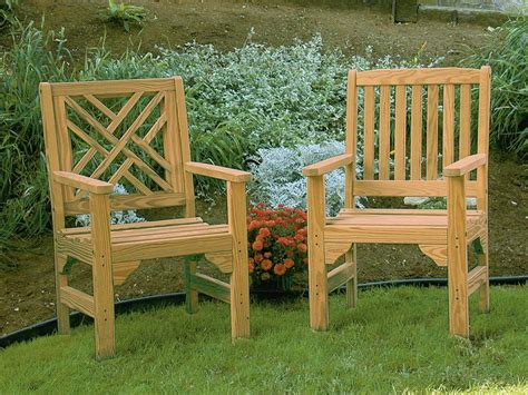 amish pine wood english garden chair  dutchcrafters amish
