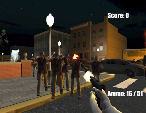 zombie blender tutorial games chris totten portfolio