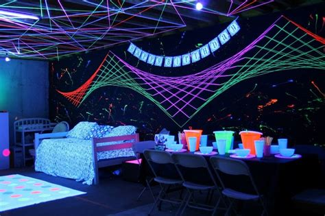neon themed events 37 best neon themed parties images on pinterest neon
