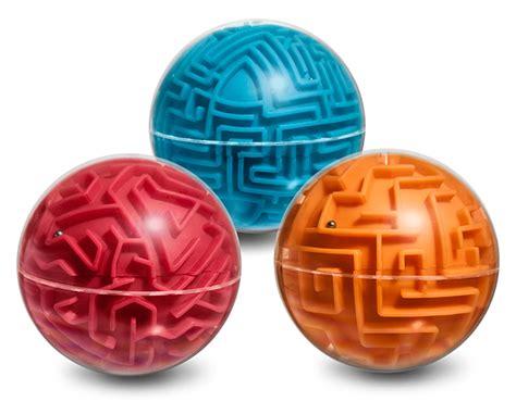 A Maze Ball Maze Thinkgeek