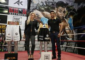 African Wall Murals amir khan honoured with mural on return to bolton but