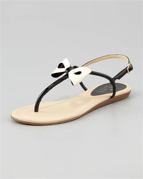 Sandal Lilit Trendy New kate spade new york trendy bow sandal