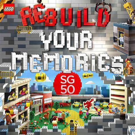 Lego Sg 50 By Deneilshop lego sg50 event raffles city 21 25 jul 2015