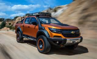 future chevy trucks is this chevy colorado xtreme concept a glimpse at the