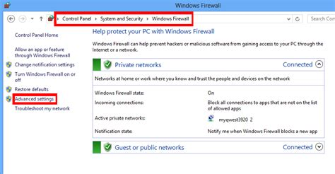 remote desktop firewall setting up remote desktop free dynamic dns service windows