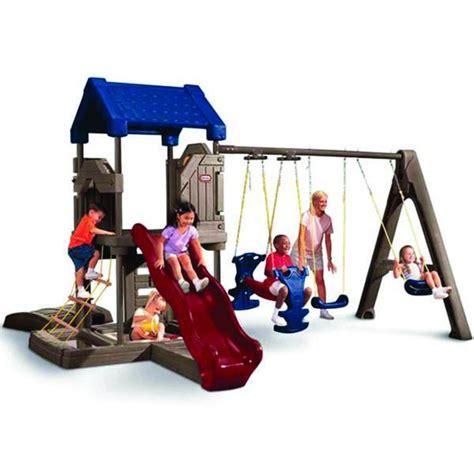 little tikes slide swing combo little tikes endless adventures 174 playcenter playground