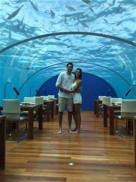 ithaa undersea restaurant ithaa undersea restaurant at conrad maldives rangali