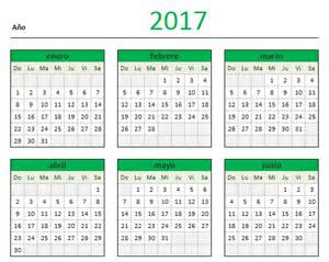 Calendario 2017 Para Descargar Descarga Tu Calendario 2017 En Excel Aplica Excel