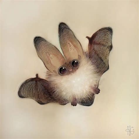 small tiny amazing creativity what a cute little bat this is really