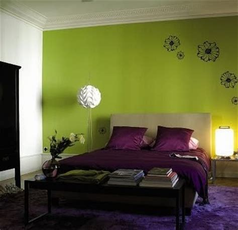 Bedroom Decorating Color Schemes Purple 121 Best Images About Interior Purple Green On