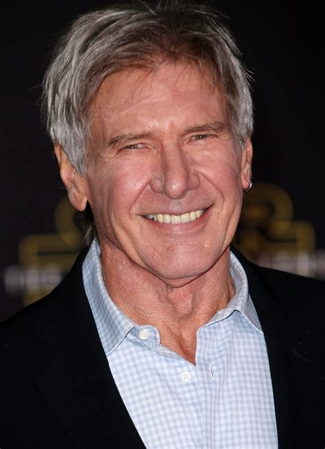 new harrison ford harrison ford in rolling about being an assistant
